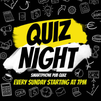 Quiz Night at The Black Lion